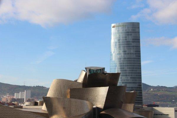 musée Guggenheim,patrimoine culturel, musée d'art contemporain, Frank Gehry, Jeff Koons, Basquiat, Puppy, Bilbao, museum of contempory art,biscaye, cultural heritage, hegoalde,