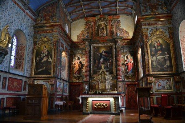 ÉGLISE DU PAYS BASQUE, IGLESIA DEL PAÍS VASCO, CHURCH OF THE BASQUE COUNTRY,